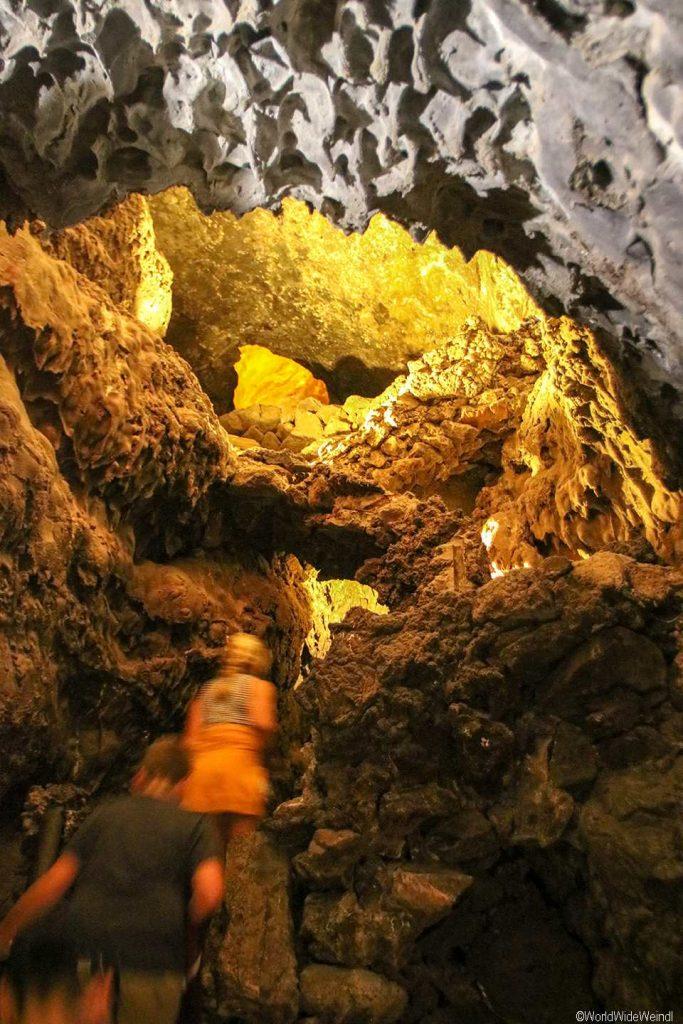 Lanzarote 874, Cueva de Los Verdes