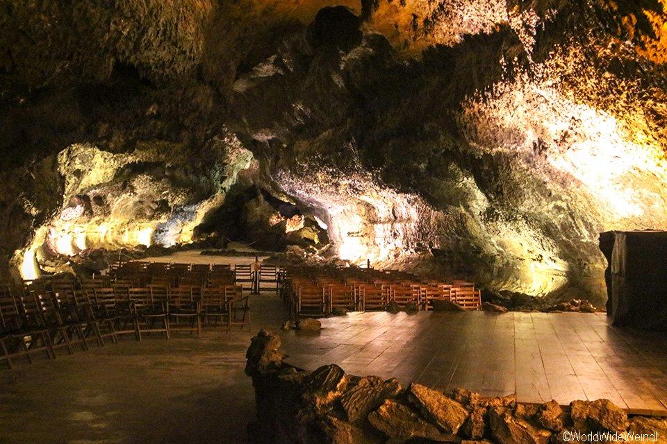 Lanzarote 878, Cueva de Los Verdes