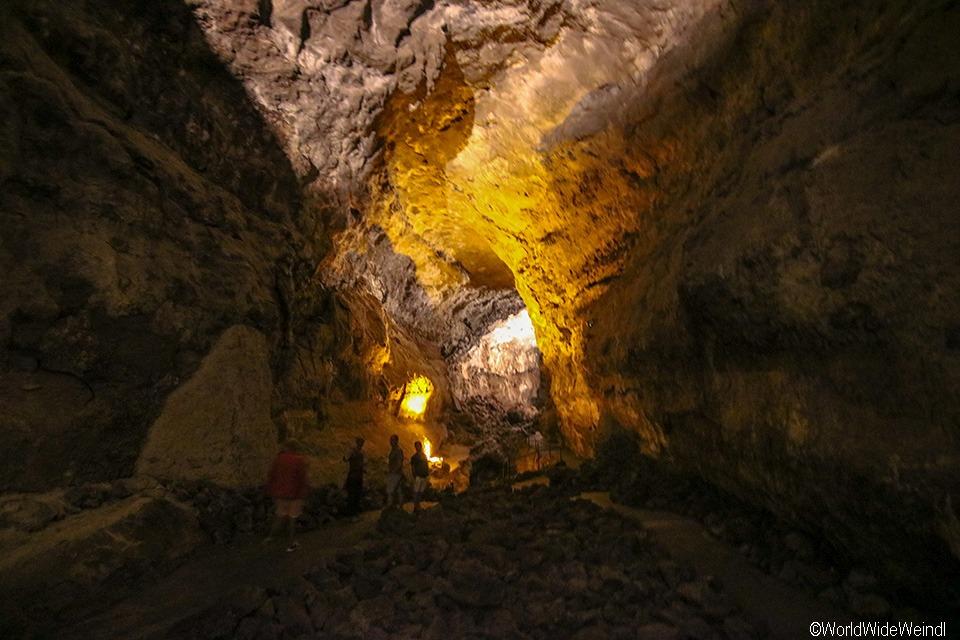 Lanzarote 884, Cueva de Los Verdes