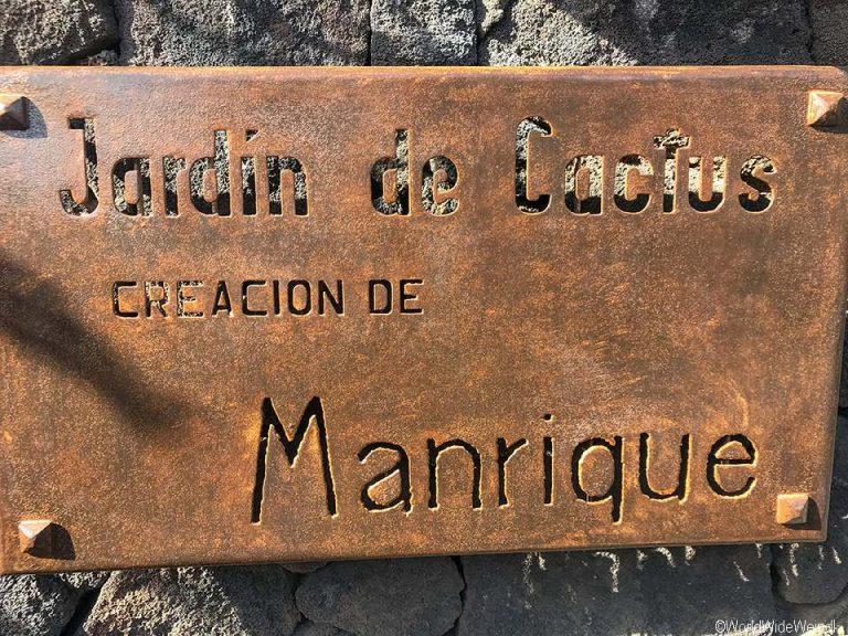 Lanzarote 954, Jardin de Cactus