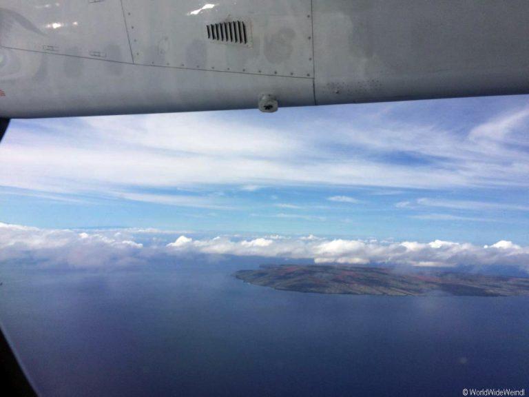 Maui 02- Flug