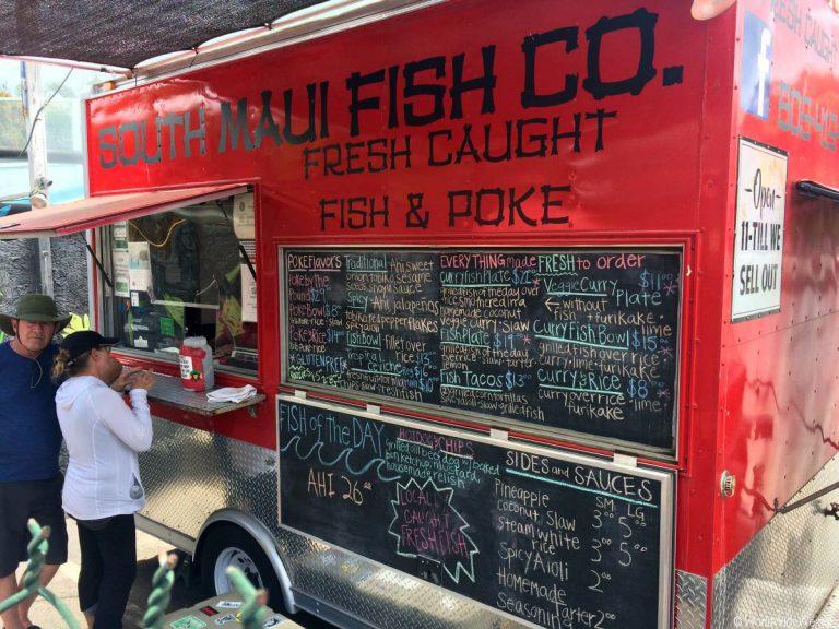 Maui 04- Fish Taco Stand