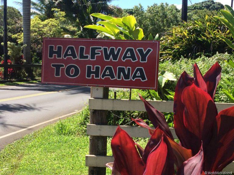 Maui 340- Road To Hana, Halfway To Hana