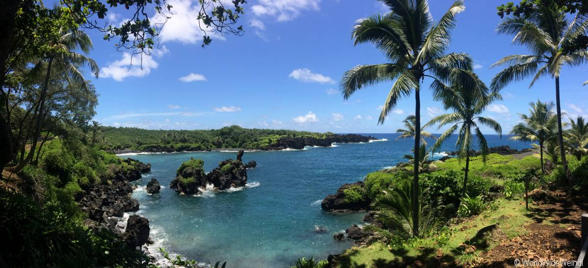 Maui 410, Road To Hana, Waianapanapa Stte Park