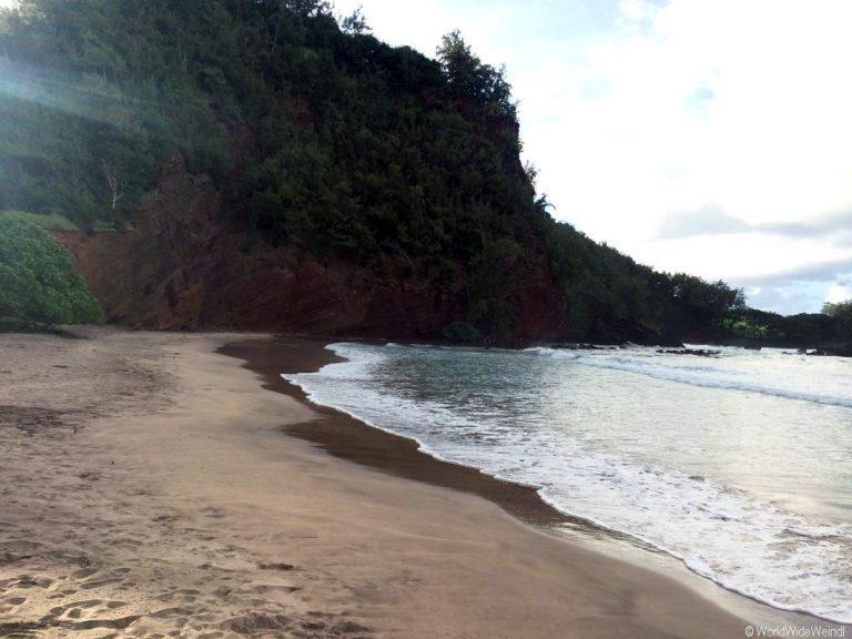 Maui 425, Road To Hana, Koki Beach