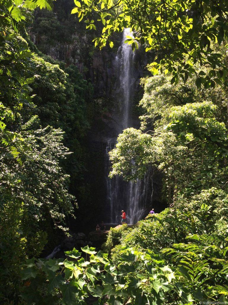 Maui 460, Road To Hana, Wailua Falls