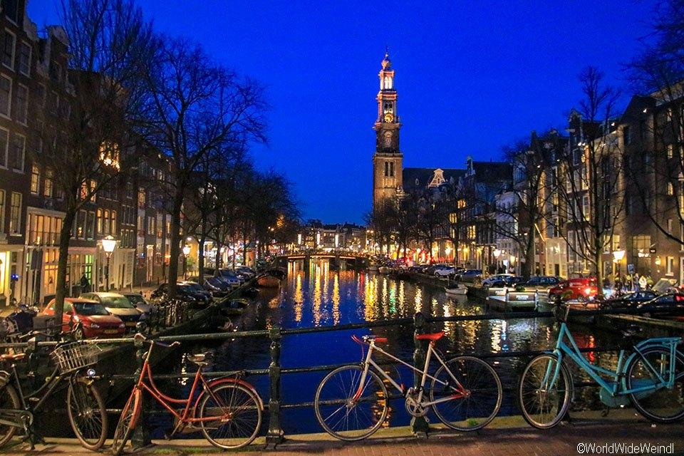 Niederlande, Amsterdam 08-Prinsengracht_Reesluis