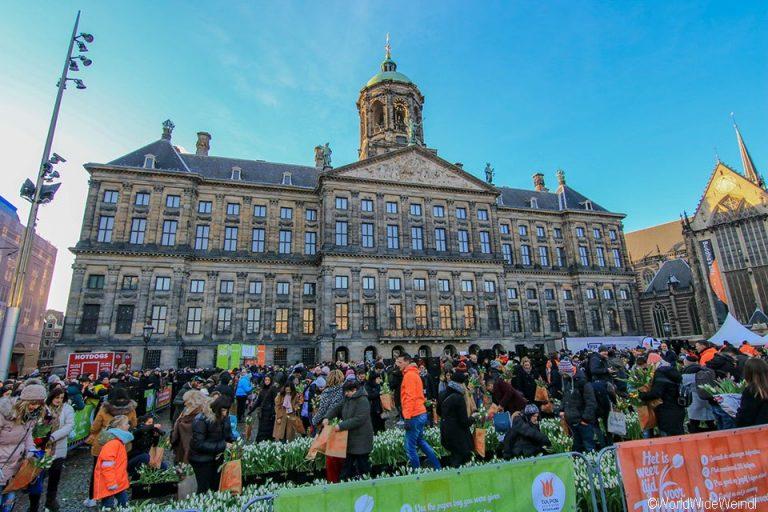 Niederlande, Amsterdam 110, Paleis op de Dam, Königspalast
