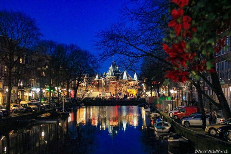 Niederlande, Amsterdam 115, Nieuwmarkt (neuer Markt) Square