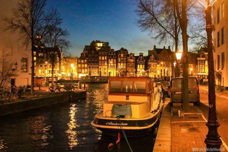 Niederlande, Amsterdam 120, Groenburgwal