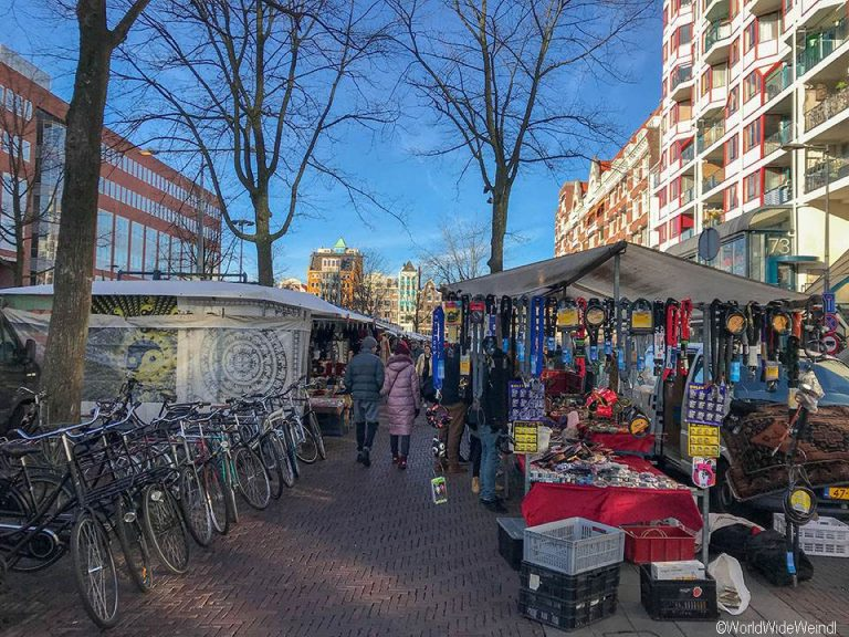 Niederlande, Amsterdam 128, Waterlooplein