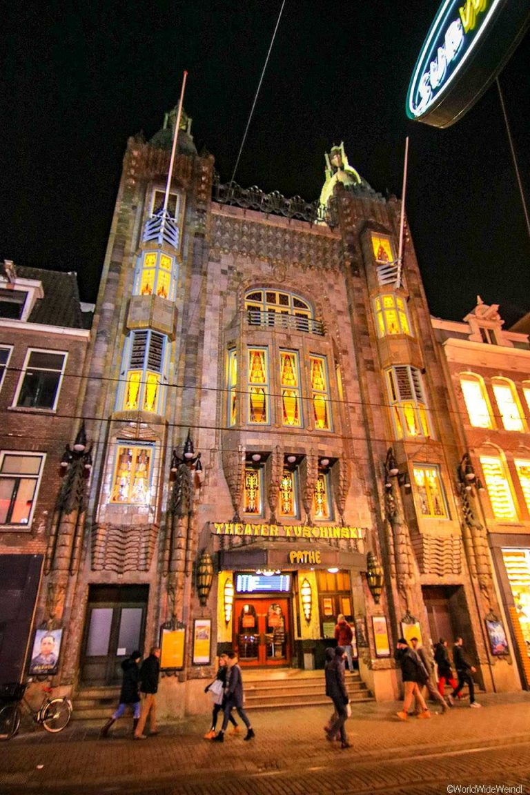 Niederlande, Amsterdam 150, Theater Tuschinski
