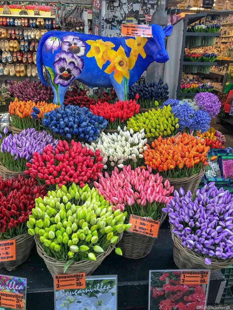 Niederlande, Amsterdam 178, Bloemenmarkt