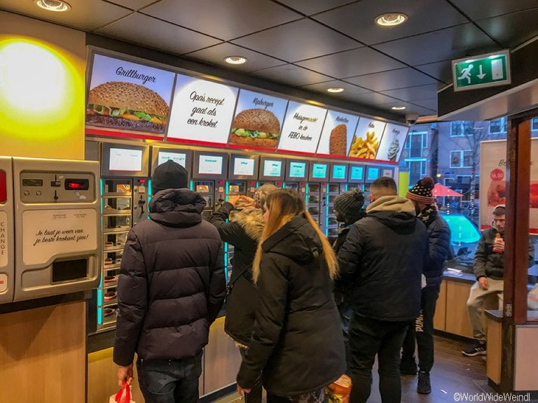 Niederlande, Amsterdam 181, Febo
