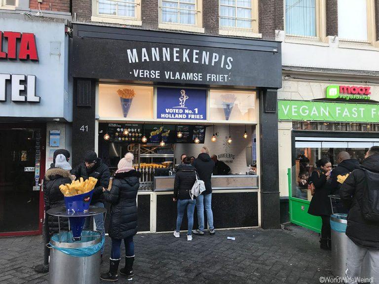 Niederlande, Amsterdam 189, Manekenpis