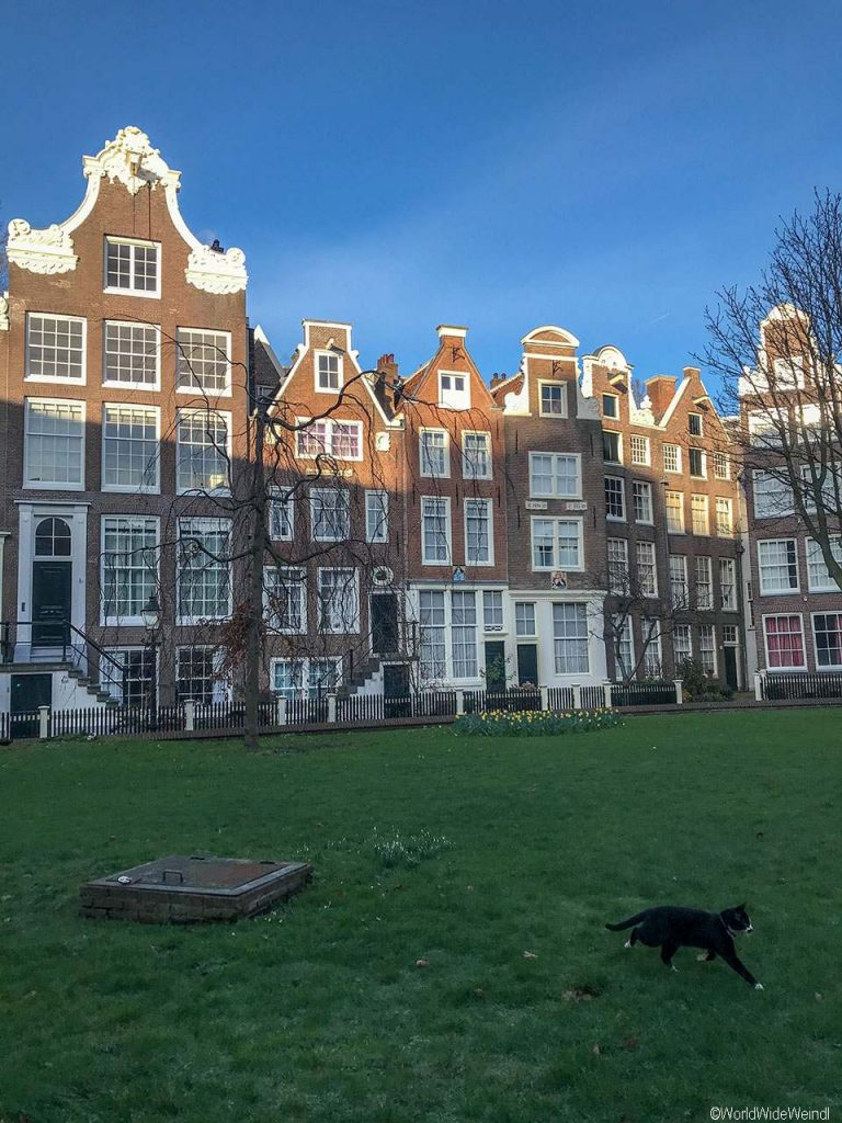 Niederlande, Amsterdam 196, Beginjnhof