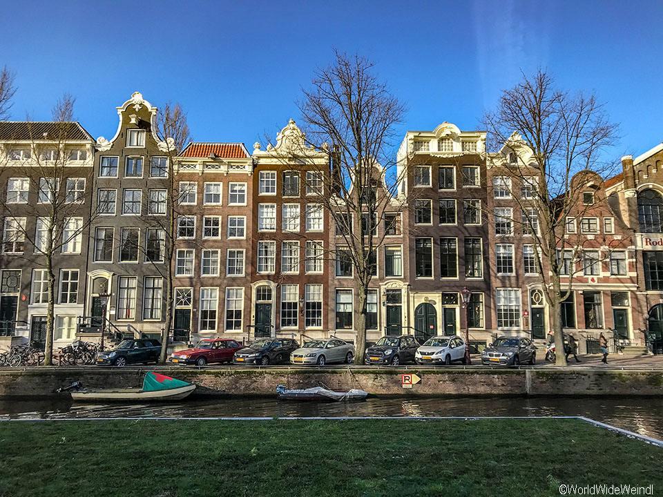 Niederlande, Amsterdam 20- Keizersgracht