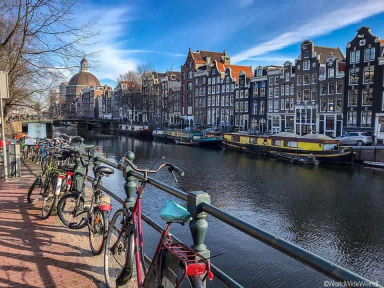 Niederlande, Amsterdam 206, Single