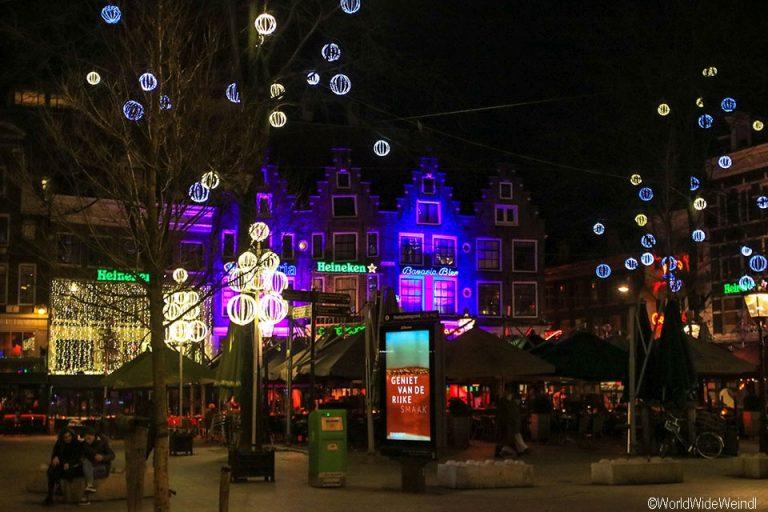 Niederlande, Amsterdam 25- Leidseplein