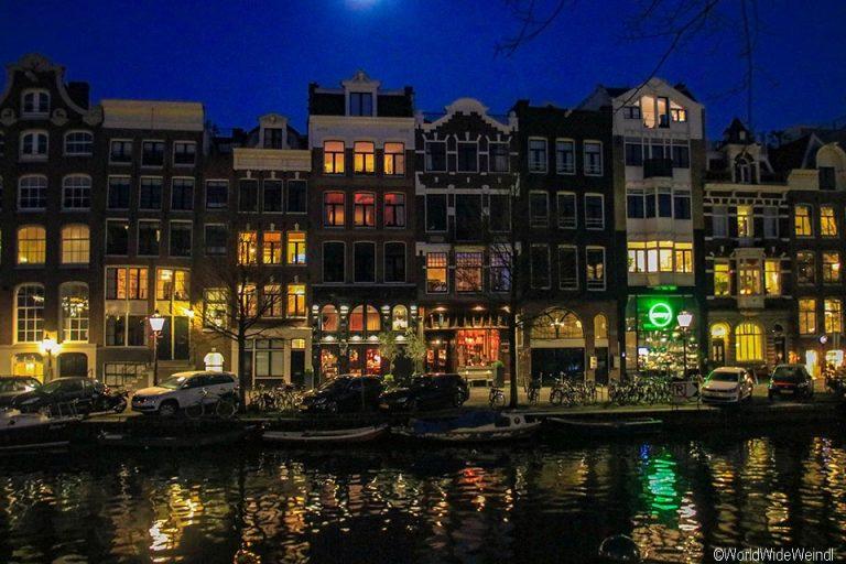 Niederlande, Amsterdam 3a-Prinsengracht