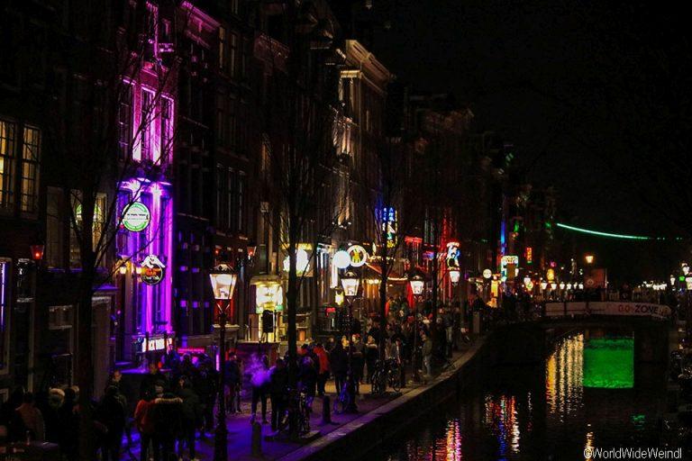 Niederlande, Amsterdam 45-Rotlichviertel