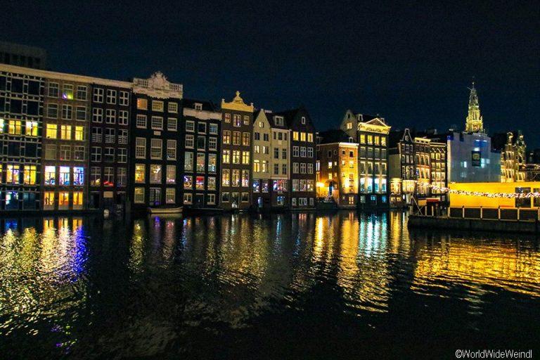 Niederlande, Amsterdam 51, Damrak