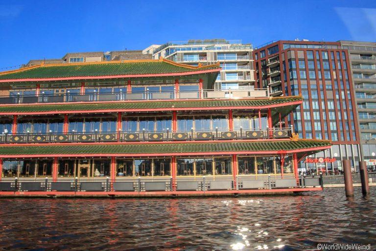 Niederlande, Amsterdam 71, Bootstour