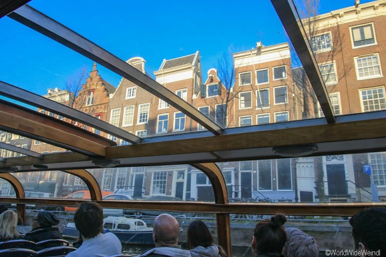 Niederlande, Amsterdam 78, Bootstour