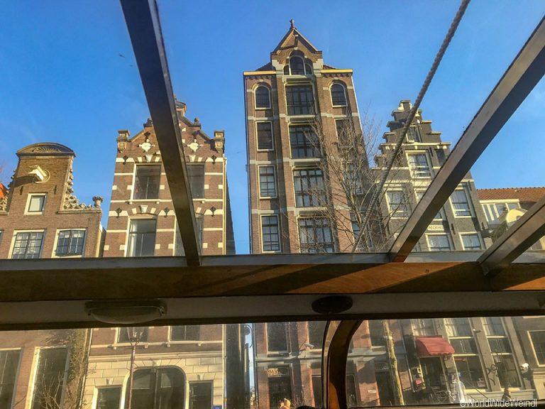 Niederlande, Amsterdam 88, Bootstour