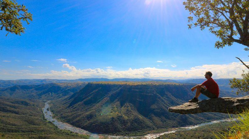 Südafrika 1270- Leopards Rock