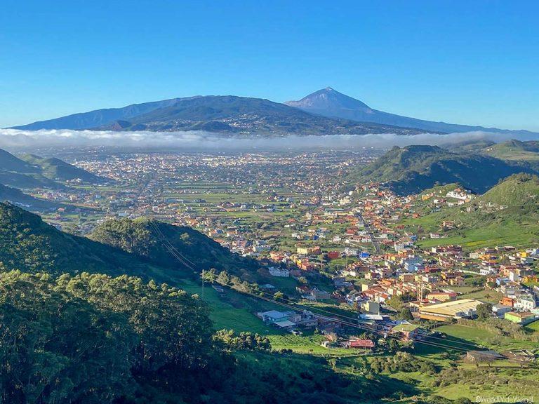 Anaga Gebirge: Aussichtspunkt Mirador De Jardina