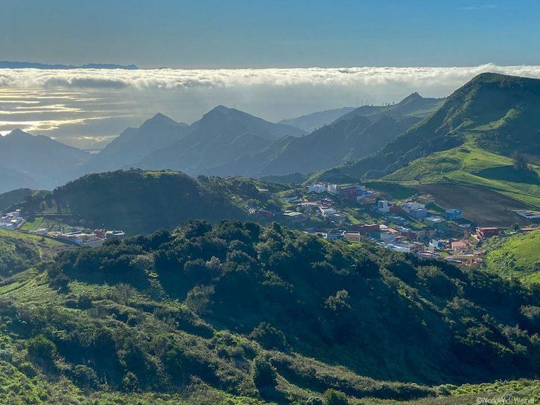 Anaga Gebirge- Aussichtspunkt Mirador De Jardina