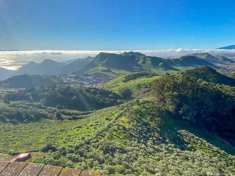 Teneriffa: Aussichtspunkt Mirador De Jardina