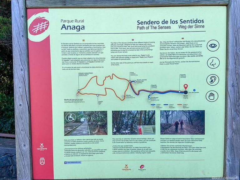 Teneriffa: Mirador Cruz del Carmen