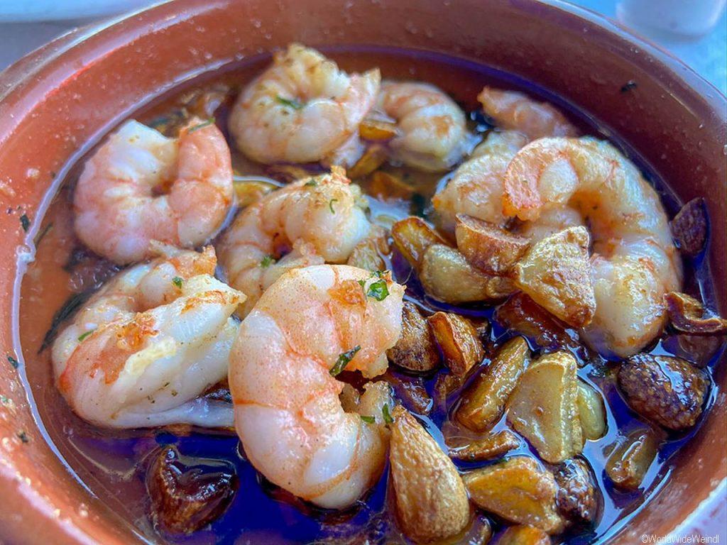 Teneriffa, Anaga Gebirge- Restaurante Roques de Anaga