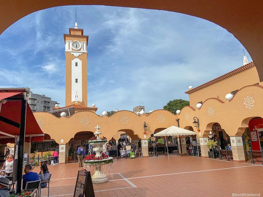"""Spanien, Teneriffa_Markthalle """"Mercado de Nuestra Senora de Africa"""""""
