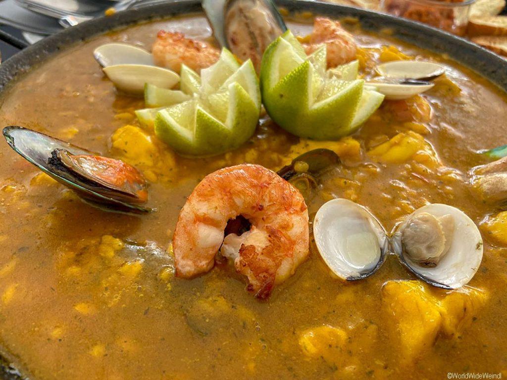 """Spanien, Teneriffa_207_Santa Cruz de Tenerife, Restaurant """"El Lagar"""""""