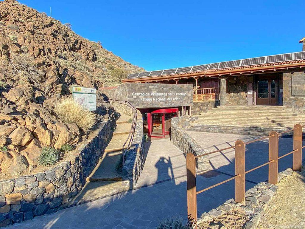 Spanien, Teneriffa_208_Nationalpark Pico del Teide- Besucherstation