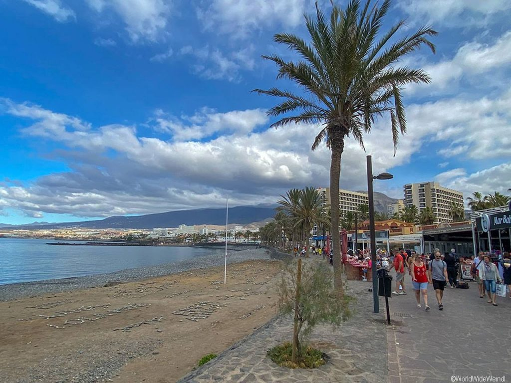 Teneriffa Süden: Spanien, Teneriffa_274_Paseo Maritimo