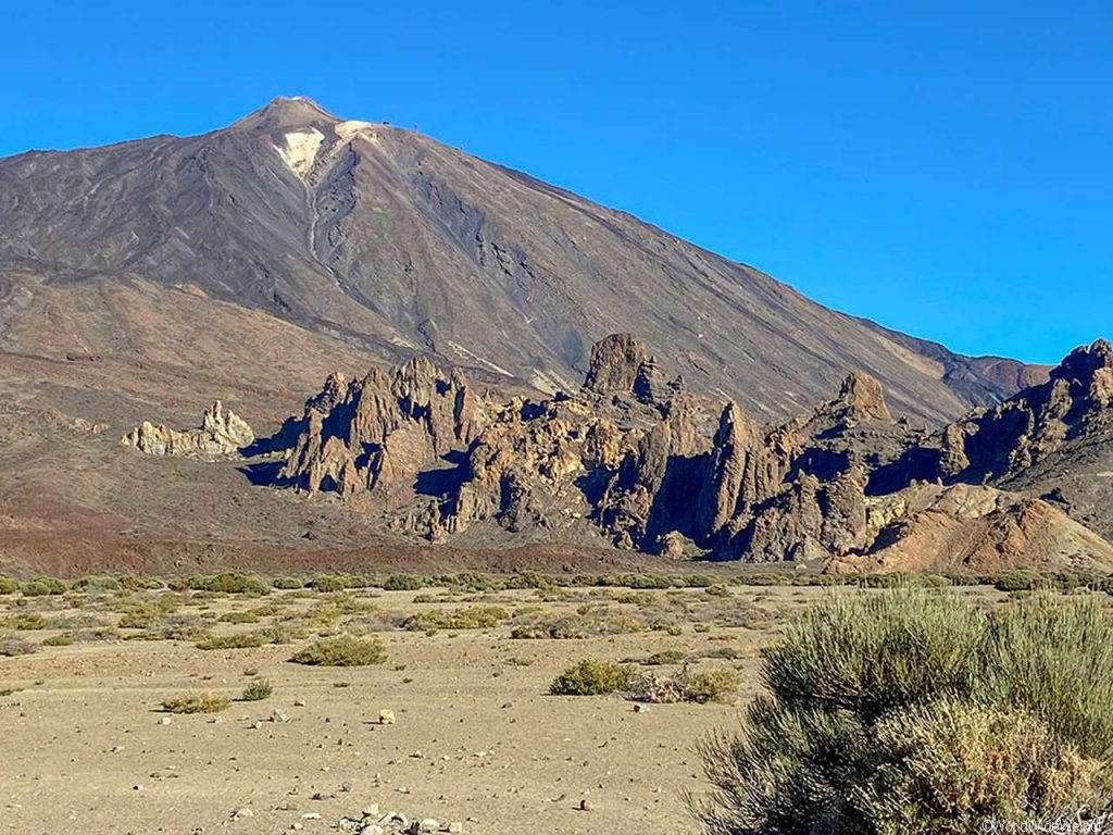 Spanien, Teneriffa_360_Nationalpark Pico del Teide