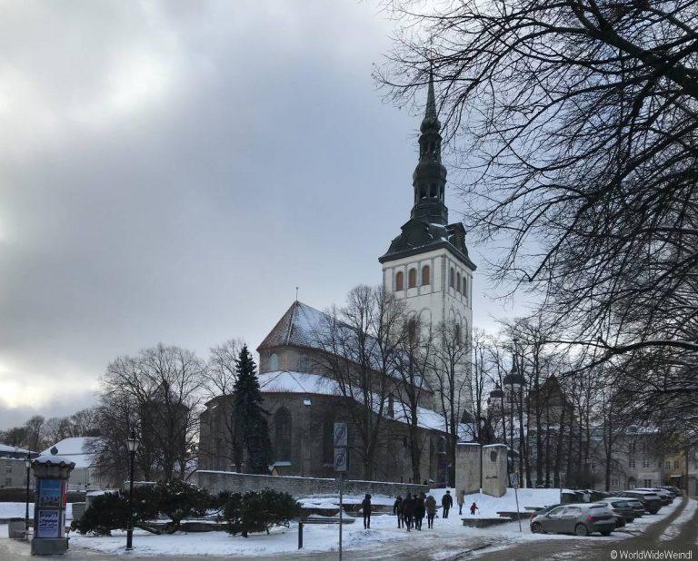 Tallinn 100- Nikolaikirche (Niguliste kirik)