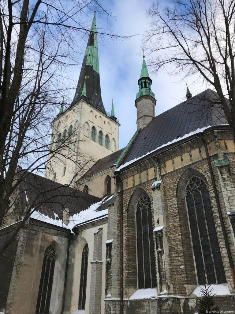 Tallinn 65- Olaikirche