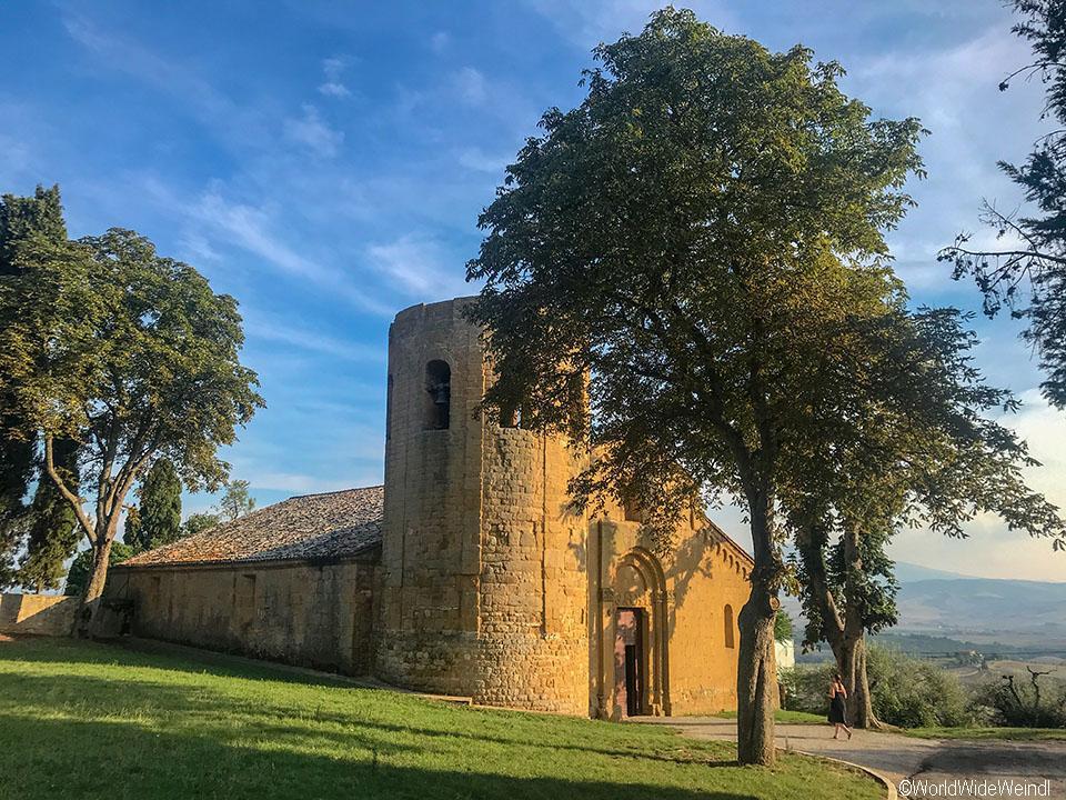 Toskana127-Pieve di Corsignano