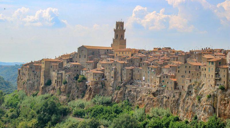 Toskana155- Pitigliano