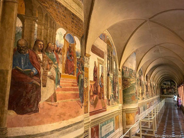 Toskana195-Abbazia Di Monte Oliveto Maggiore