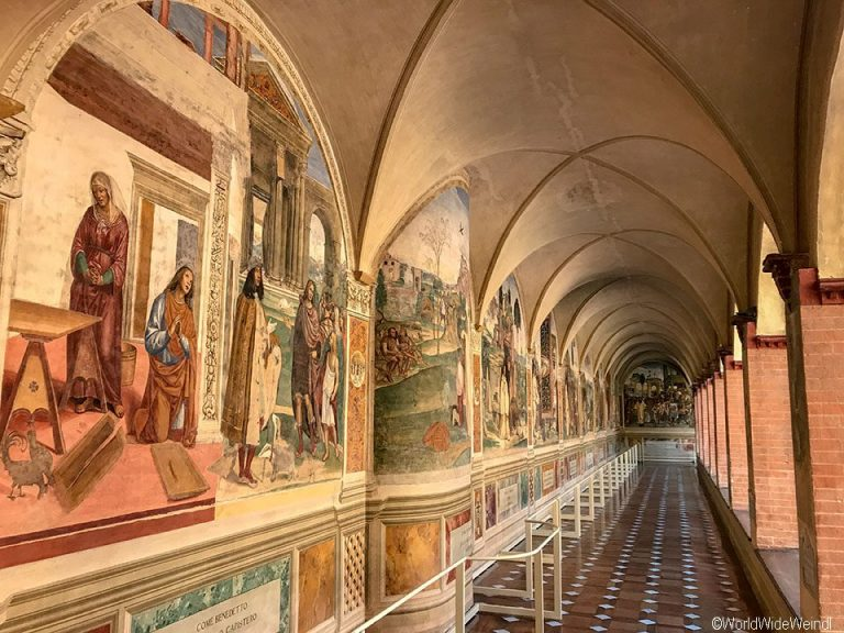 Toskana198-Abbazia Di Monte Oliveto Maggiore