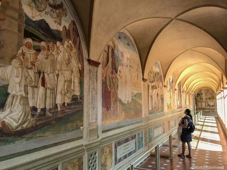 Toskana199-Abbazia Di Monte Oliveto Maggiore