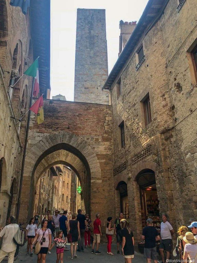 Toskana218-San Gimignano