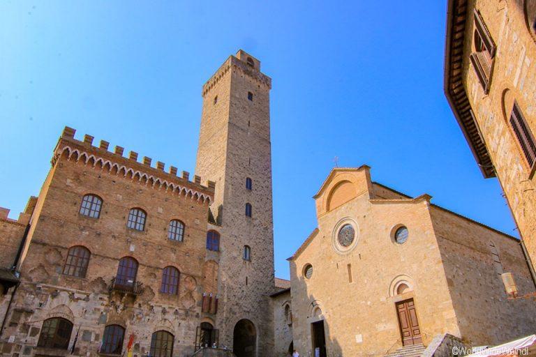 Toskana218Toskana219-San Gimignano