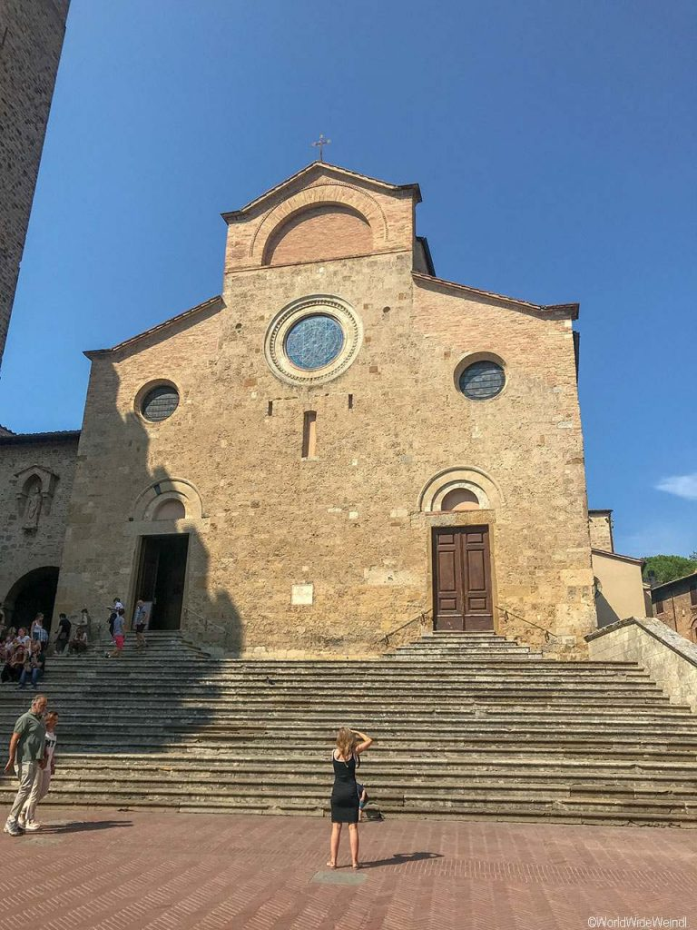 Toskana218Toskana220-San Gimignano